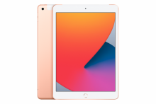 "iPad 10.2"" 32GB Wi-Fi + Cellular Gold (2020) - EDU"