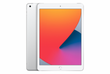 "iPad 10.2"" 128GB Wi-Fi + Cellular Silver (2020) - EDU"