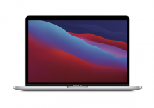 "MacBook Pro 13"" Apple M1 8-core GPU 8GB 256GB Silver (2020)"