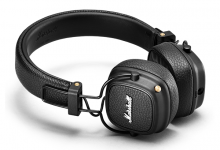 Marshall Major III - Bluetooth Black